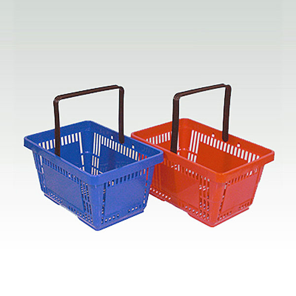 Plasticne potrosacke korpe za prodavnice i markete