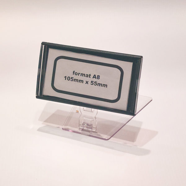 Kaseta-za-cene-A8-formata-sa-pokretnim-postoljem-visine-25mm