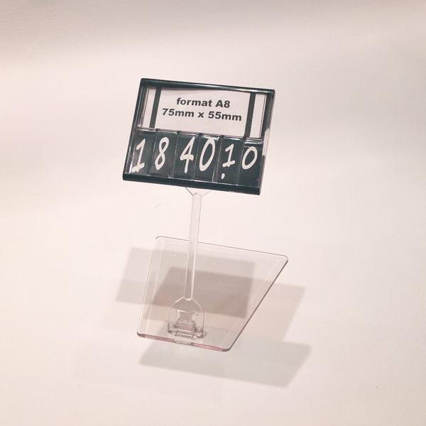 Kaseta-za-cene-sa-brojevima-format-A8-sa-pokretni-postoljem-visine-100mm